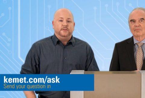 KEMET – Ask an FAE