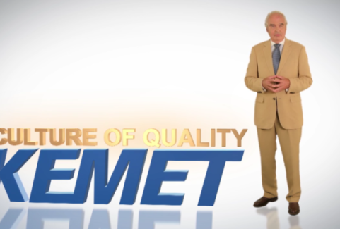 KEMET – Culture of Quality