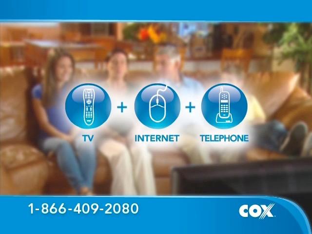 COX Cable – COX Bundle