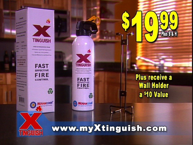 Xtinguish – Fire Suppression