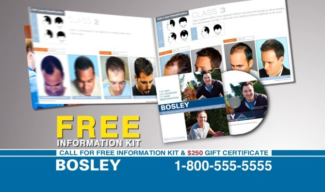 BOSLEY – Hair Restoration Experts