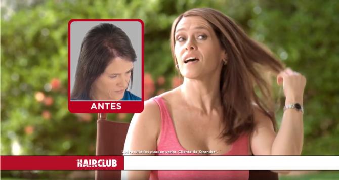 Hair Club – Soluciones Comprobadas (Spanish)