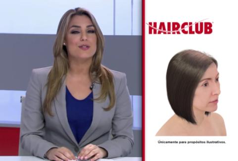 Hair Club – Soluciones Comprobadas Infomercial (Spanish)