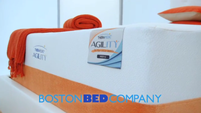 Boston Bed Company – Therapeutic Agility Mattress