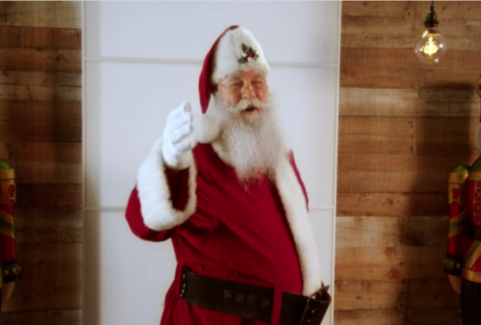 Sealed by Santa – Santa's Holiday Message