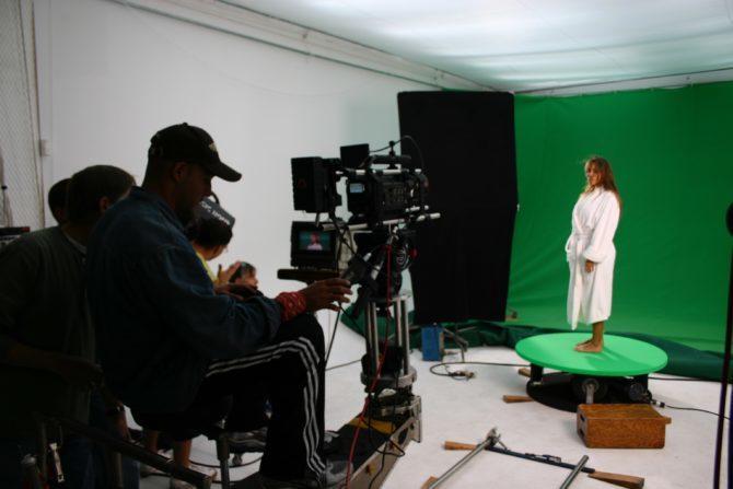 Fort Lauderdale Green Screen Studio Demo
