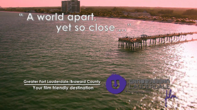 Broward County Film Commission – A World Apart
