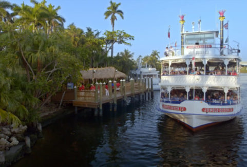Jungle Queen Riverboats – Dinner & Show Cruise