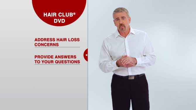 Hair Club – Sales Video