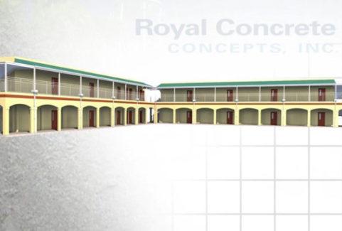Royal Concrete – Schools